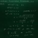 N-asteisen polynomiyhtälön ratkaiseminen, esim 3