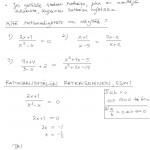 Rationaaliyhtälö: teoriaa ja esim 1, tulostus