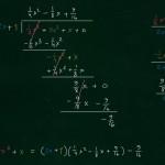 Polynomin jakaminen jakokulmassa, esim 3