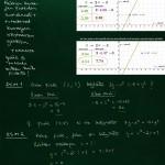 Analyyttisen geometrian punainen lanka