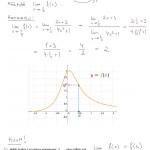 Raja-arvon laskeminen jatkuvalle funktiolle, tulostus