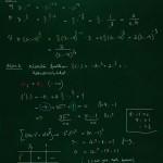Yleisen potenssifunktion derivaatta