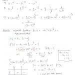 Juurifunktion derivaatta yleisen pot.funktion deriv. sovelluksena, tulostus