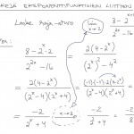 Eksponenttifunktio ja raja-arvo, tulostusversio