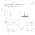 Eksponenttiepäyhtälö ilman logaritmia, tulostus
