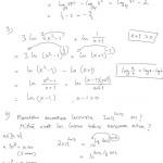 Logaritmien laskusääntöjä, tulostus