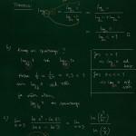 Esimerkkejä logaritmifunktioista