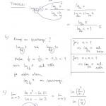 Esimerkkejä logaritmifunktioista, tulostus