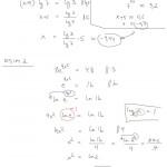 Esimerkkejä logaritmiyhtälöistä, tulostus