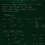 Eksponentti-/logaritmiyhtälön sovellus: YO K92/6a