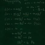 Eksponenttifunktion derivaatta: sovellus
