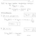Logaritmifunktion derivaatta: teoriaa, tulostus