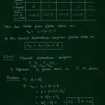 Aritmeettinen lukujono