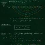 Aritmeettisen lukujonon summa