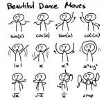 Matematiikka-tanssimuuvit